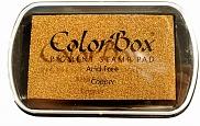 Tampón Colorbox Cobre