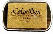 Tampón Colorbox Oro